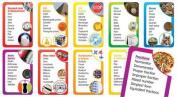 Math Word Banks Bulletin Board