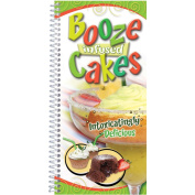 CQ Products 462026 Booze Infused Cakes-