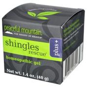 Peaceful Mountain 0850115 Shinglederm Rescue Plus Extra Strength - 1.4 oz
