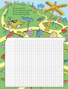 Eureka EU-837441 Dr Seuss Reading Chart 17X22 Poster