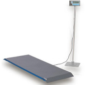 Brecknell Scales 816965001460 1000 x 0.2kg Floor Scales / Veterinary Scales