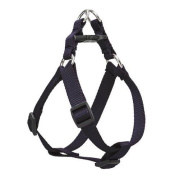 Lupine 27595 .5 in. Black 12 in. - 18 in. Step in Dog Harness