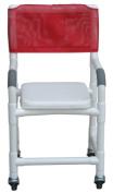 MJM International 118-3-SSC Shower Chair