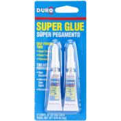 Duro Super Glue 2/Pkg-2g Tubes