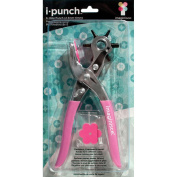 i-punch Hole Punching Tool-6 Sizes Of Round Holes From 2.5mm To 6mm