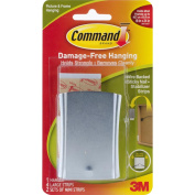 3M Commercial Office Supply Div. MMM17048 Wire Backed Hanger w-Adhes- Sticky Nail- Holds 2.72kg.- ML