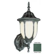 Trans Globe Lighting 4040 VG 1 Light Coach Lantern - VERDE GREEN