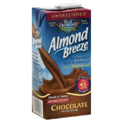 Blue Diamond 20122 Chocolate Almond Breeze Unsweetened