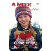 Spinrite Books 400824 Patons-Family Felting To Knit- Classic