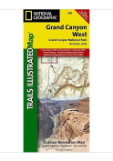 National Geographic Maps TI00000263 Grand Canyon West