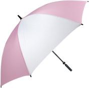Haas-Jordan by Westcott 7625 Pro-Line Umbrella Pink-White