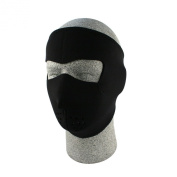 Zan Headgear WNFM114 Neoprene Face Mask Black