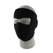 Zan Headgear WNFM114 Neoprene Face Mask Black