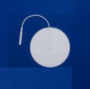 Pepin WF3 Advantrode Foam - 7.6cm Round Prewired Electrode - 20 Packs Of 4
