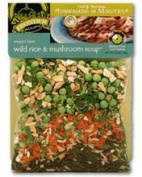 Frontier Soups Homemade In Minutes Soup Mix, Oregon Lakes Wild Rice and Mushroom, 120ml