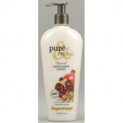Hand & Body Lotion, Pmgrnte & Ginger, 350ml