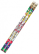 Musgrave Pencil Co Inc MUS2267D Happy Birthday From Your Teacher Dz
