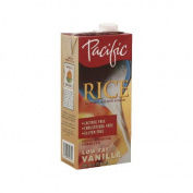 Pacifc Natural Foods 12458 Vanilla Low Fat Rice Drink