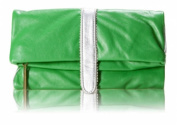 zen3 950 g Summer Clutch Green - Bag