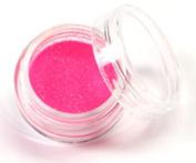 UV Neon Pink Body Glitter Party Accessory