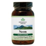 Organic India 0338038 Neem - 90 Vegetarian Capsules