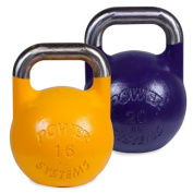 Power Systems 50485 Competition Kettlebell - Yellow