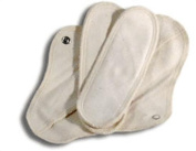 Frontier Natural Products Co-op 201287 GladRags Washable Cotton Menstrual Pads Day Pad 1-pack Organic Undyed Cotton Day Pads