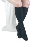 GABRIALLA Microfiber Unisex Knee Highs (w/Closed Toe) - Firm Compression 25-35 mmHg - Medium