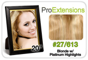 Brybelly Holdings PRLC-20-27613 Pro Lace 50cm . No. 27-613 Blonde with Platinum Highlights