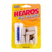 Hearos Ultimate Softness Series Ear Plugs, 8-Pair with Free Case
