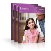 Alpha Omega Publications JHC300 Horizons Health 3Rd Grade Set