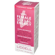 Liddell Homeopathic 0976589 Female Sexual Energy Spray - 1 fl oz