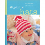 Workman Publishing 304640 Storey Publishing-Itty-Bitty Hats