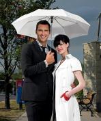 Weddingstar 6131 Wedding Umbrella- In White