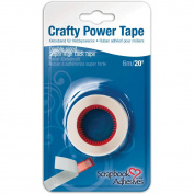 Crafty Power Tape Refill-.60cm X20', For 01637