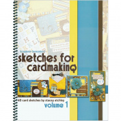 Scrapbook Generation 460580 Scrapbook Generation-Sketches For Cardmaking Volume 1