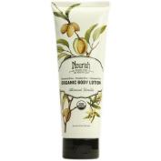 Nourish 1120765 Organic Body Lotion Almond Vanilla - 240ml