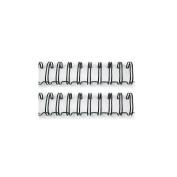 We R Memory Keepers 485227 Cinch Wires .160cm . 2-Pkg-Black