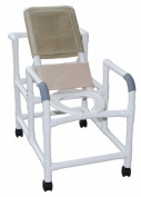 MJM International 194 Reclining Shower Chair