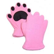Bearhands 703661 Toddler Mittens - Light Pink