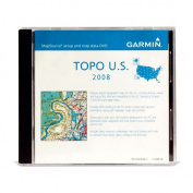 Garmin GPS U.S. 2008 Topographic Map DVD