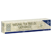 Desert Essence 55732 Desert Essence Tea Tree Toothpaste With Mint- 1x 180ml