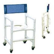 MJM International 116-3-FD Shower Chair