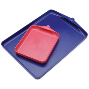 Tidy Crafts Tidy Tray Combo, 2 per pkg, Small 15cm x 20cm , Large 25cm x 36cm