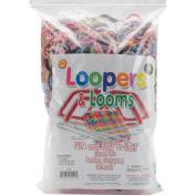 Pepperell Braiding 70763 Loom & Loopers Kit