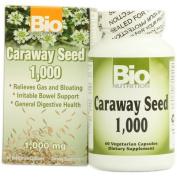 Bio Nutrition Inc 1126440 Caraway Seed 1 000 mg - 1000 mg - 60 Vegetarian Capsules