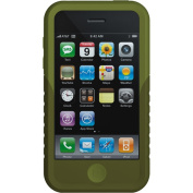 XtremeMac 01570 Green / Green 2-Tone Tuffwrap Silicone Case For iPhone 3G