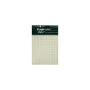 Perforated Paper 14 Count 23cm x 30cm 2/Pkg-White