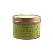 Aroma Naturals 0814749 Soy VegePure Travel Candle Peace Pearl Orange Clove & Cinnamon 2.8 oz - 79.38 g - Pack