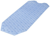 BRIGGS HEALTHCARE 523-1740-0100 No-Skid Bath Mat-Light Blue